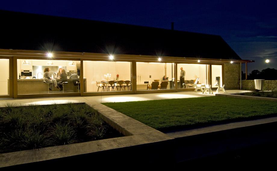 Casa Little Chalfield Wiltshire Extension
